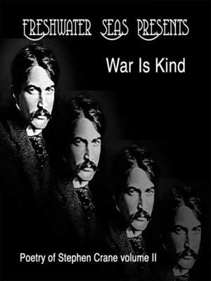 cover image of War Is Kind