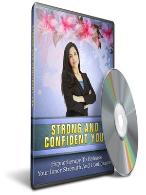 cover image of Hypnosis to Release Your Inner Strength & Confidence