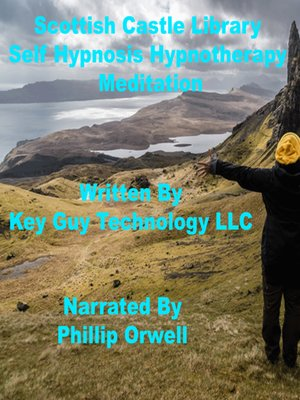 cover image of Scottish Castle Library Meditation Self Hypnosis Hypnotherapy Meditation
