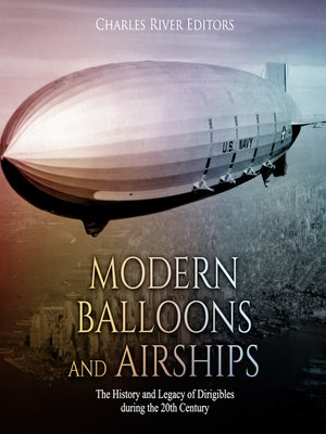 cover image of Modern Balloons and Airships