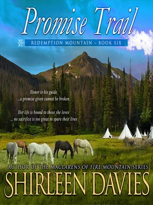cover image of Promise Trail