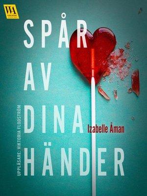 cover image of Spår av dina händer