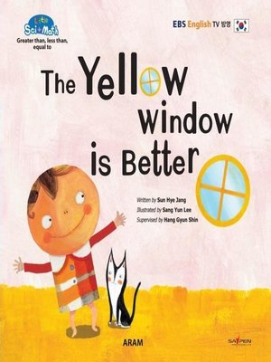 cover image of The Yellow Window is Better