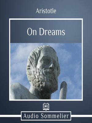 cover image of On Dreams