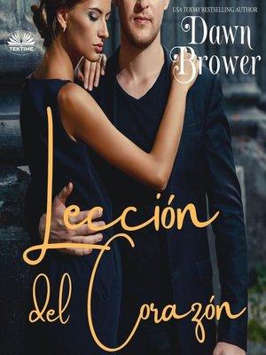 cover image of Lecciones Del Corazón