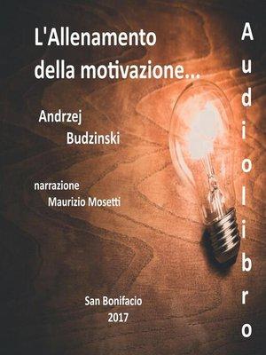 cover image of L'allenamento della motivazione