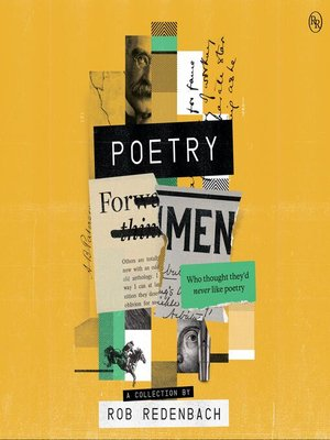 cover image of Poetry For Men