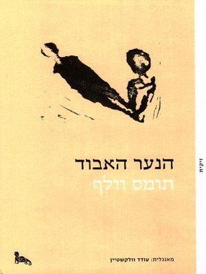 cover image of הנער האבוד - The Lost Boy