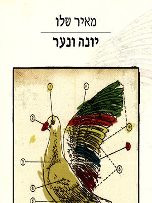 cover image of יונה ונער - A Pigeon and a Boy