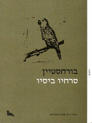 cover image of בורחסטיין - Borgestein