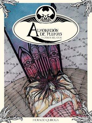 cover image of El almohadón de plumas y otros cuentos