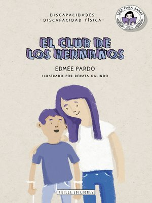 cover image of El club de los hermanos