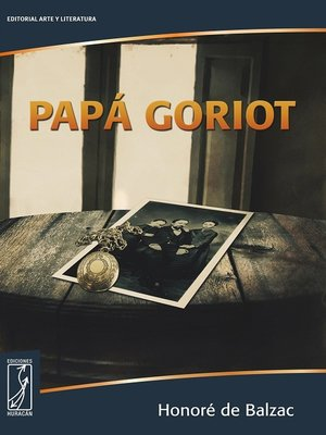 cover image of Papá Goriot