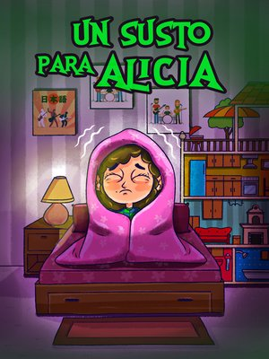 cover image of Un susto para Alicia