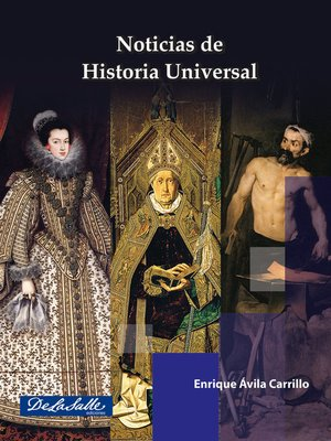 cover image of Noticias de Historia Universal
