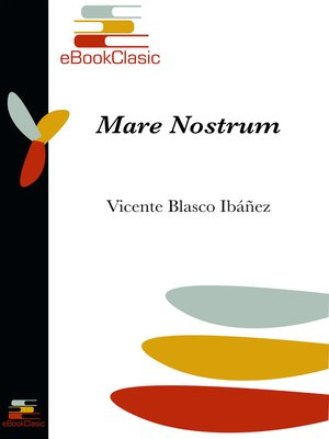 cover image of Mare Nostrum (Anotado)