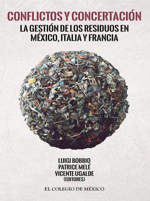 cover image of Conflictos y concertación