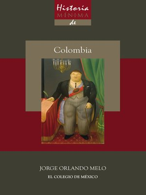 cover image of Historia mínima de Colombia