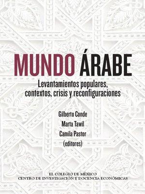 cover image of Mundo árabe.