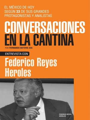 cover image of Federico Reyes Heroles