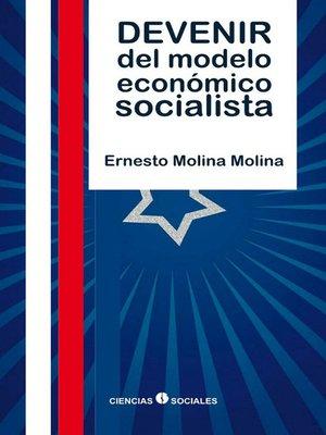 cover image of Devenir del modelo económico socialista
