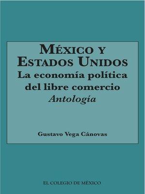 cover image of México y Estados Unidos