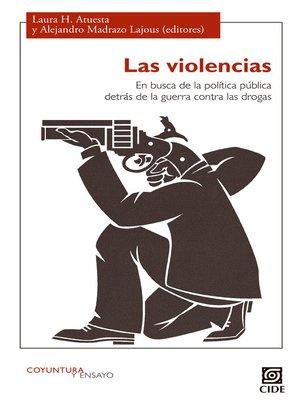 cover image of Las violencias