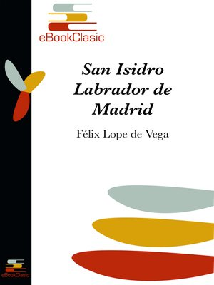 cover image of San Isidro Labrador de Madrid (Anotado)