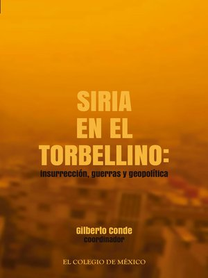 cover image of Siria en el torbellino