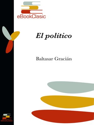 cover image of El político (Anotado)