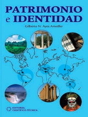 cover image of Patrimonio e Identidad