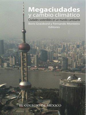 cover image of Megaciudades y cambio climático.
