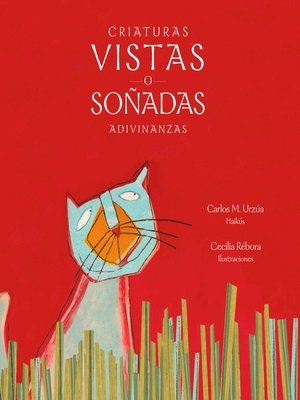 cover image of Criaturas vistas o soñadas