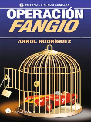 cover image of Operación Fangio