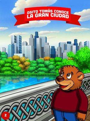 cover image of Osito Tomás conoce la gran ciudad