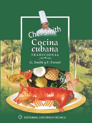 cover image of Cocina cubana tradicional