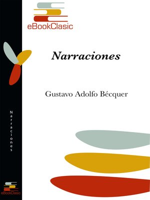 cover image of Narraciones (Anotada)