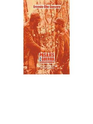 cover image of Pasajes de la guerra revolucionaria