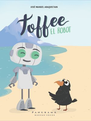 cover image of TOFFEE, El Robot