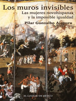 cover image of Los muros invisibles