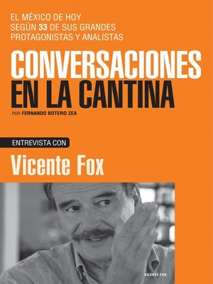 cover image of Vicente Fox