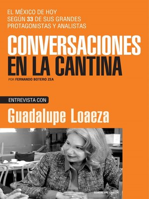 cover image of Guadalupe Loaeza