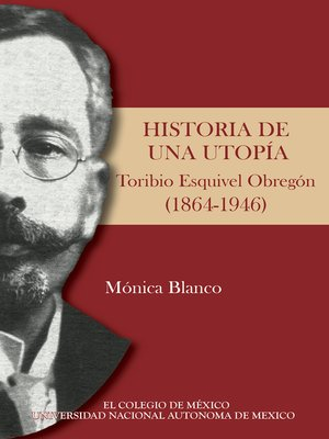 cover image of Historia de una utopía.
