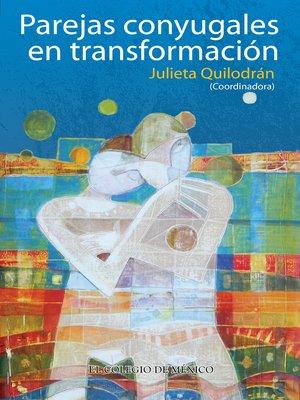 cover image of Parejas conyugales en transformación
