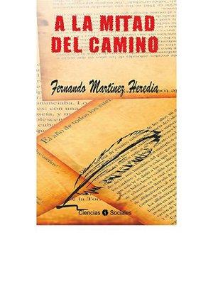 cover image of A la mitad del camino