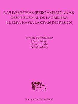 cover image of Las derechas iberoamericanas