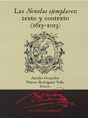 cover image of Las novelas ejemplares