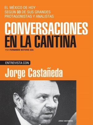 cover image of Jorge Castañeda