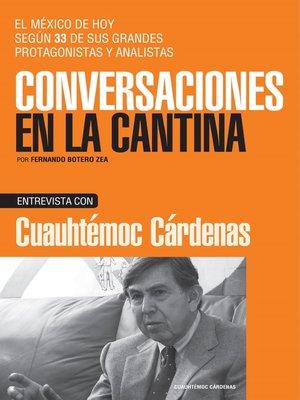 cover image of Cuahtémoc Cárdenas