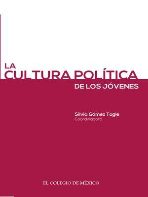 cover image of La cultura política de los jovenes